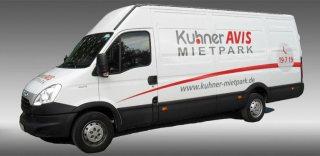 Miettransporter 3,5 Tonnen bei Kuhner