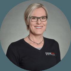 Andrea Stöhr - Verwaltung bei Kuhner