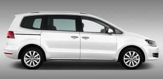 Auto mieten Kategorie Kleinbus 7 Sitzer