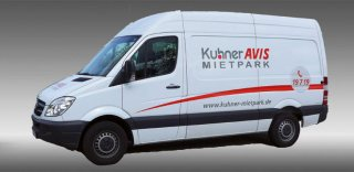 2,8 Tonner Transporter mieten bei Kuhner
