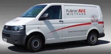 Kleintransporter Vermietung in Südbaden